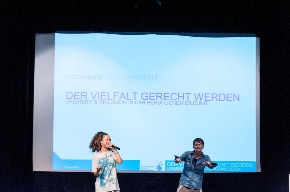 Hiphop Auftritt DKN 2014