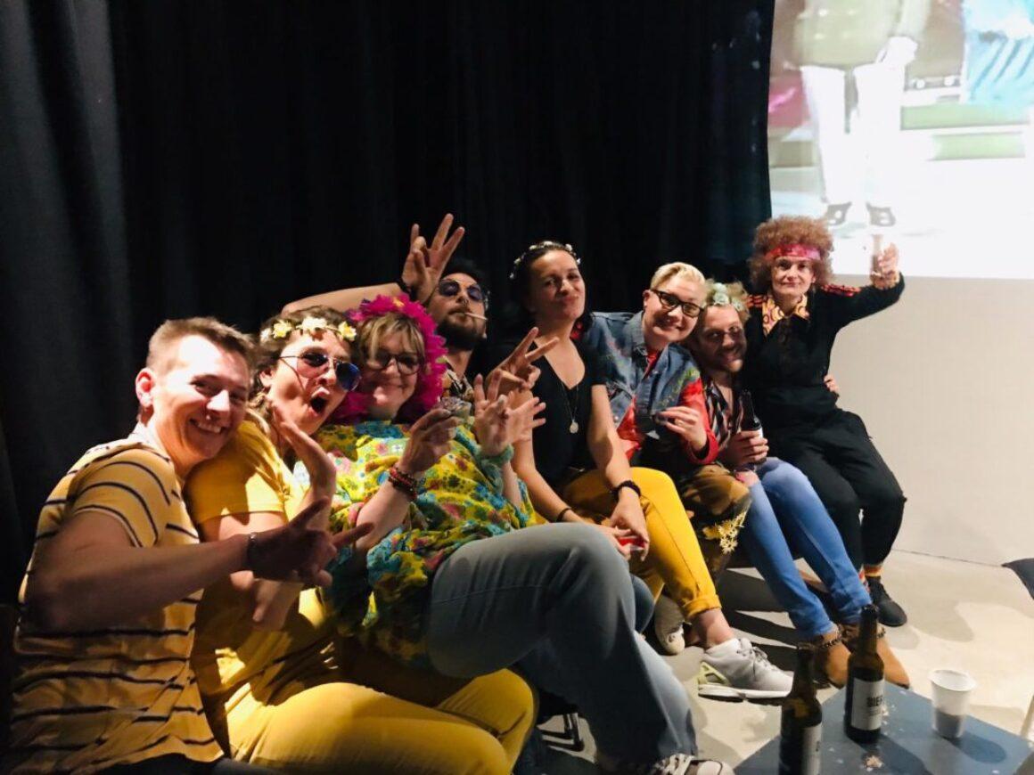 HippieParty Besucher 2019