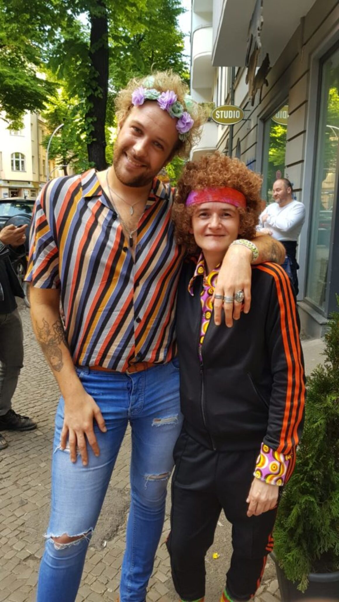 HippieParty Gäste 2019