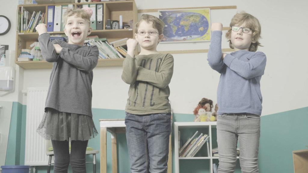Kinder an die Macht Kurzfilm Schauspieler 2020