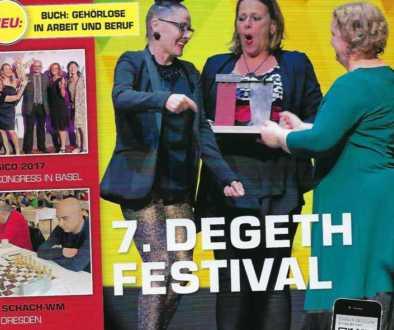 LIS - 7. Degeth Festival