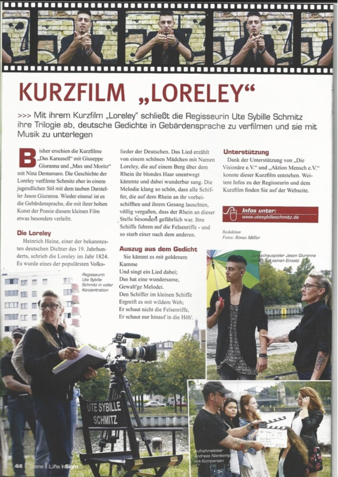 Life In Sight - Loreley