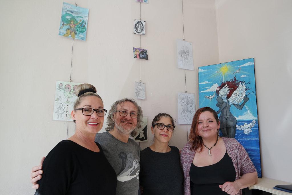 Vernissage Janoapi 2018