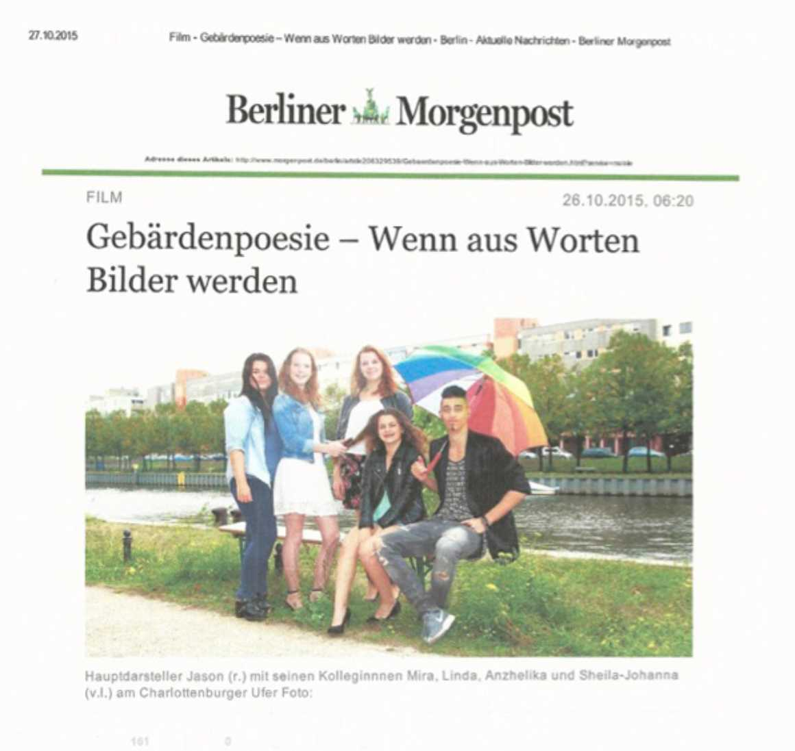 Morgenpost - Loreley
