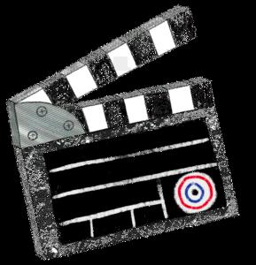 Filmklappe Die Visionäre