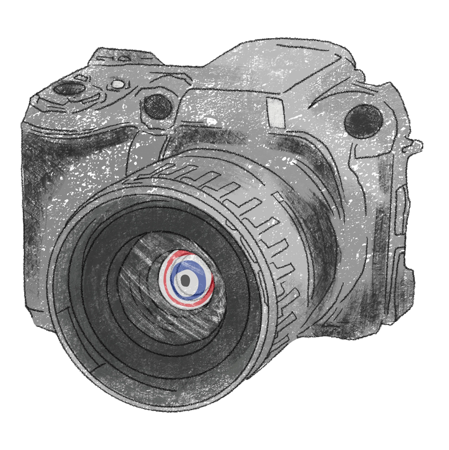 Fotoapparat Die Visionäre