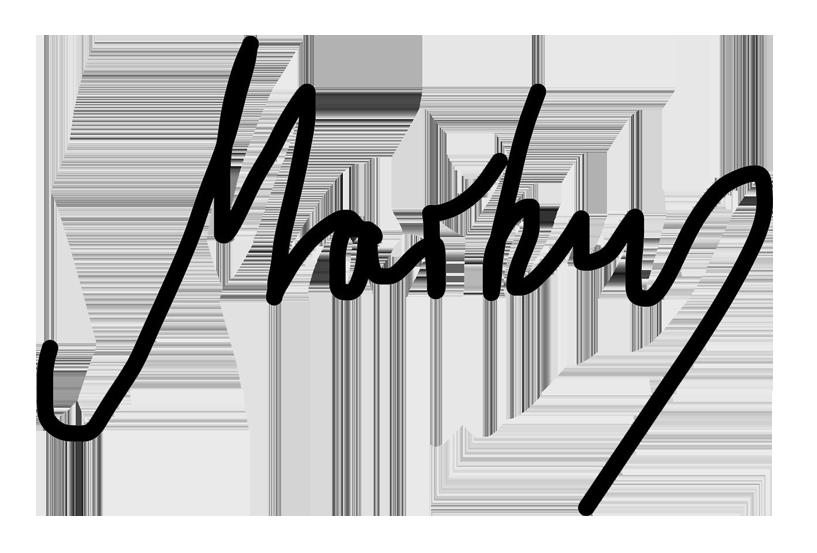 Signatur Markus